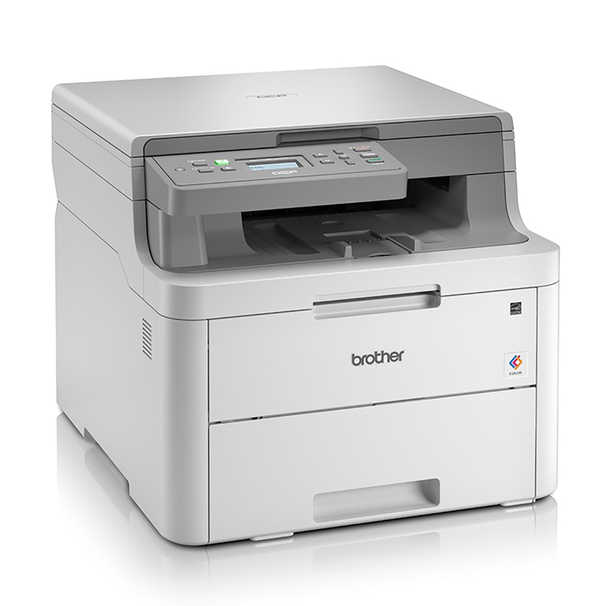 Brother DCP-L3510CDW Multifunction Color Laser Printer