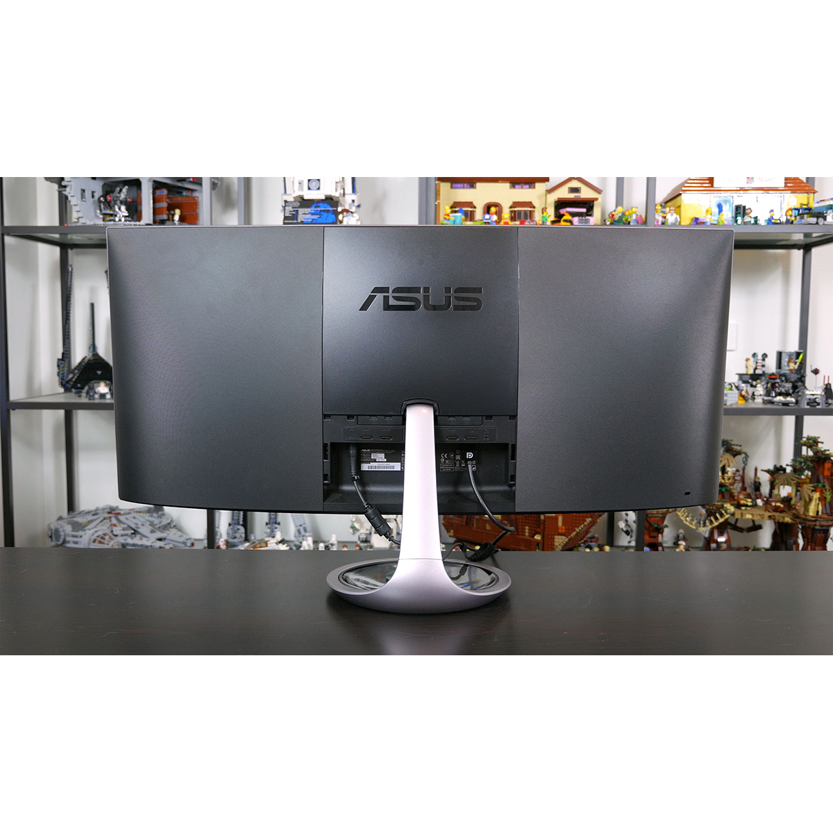 Asus Designo Curved MX34VQ 34 Inch Ultra-wide Curved (1800R) 100