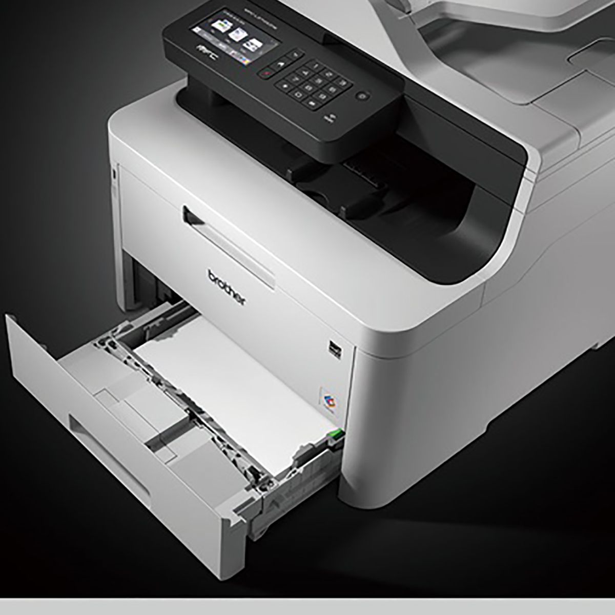 Brother MFCL3750CDW Compact Digital Color All-in-One Laser Print