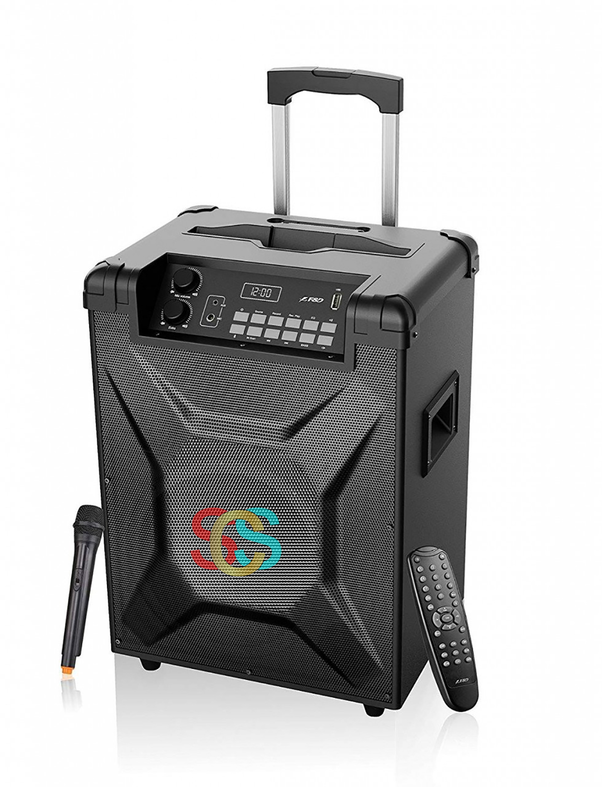 F&D T2 Bluetooth Trolley Speaker with Microphone