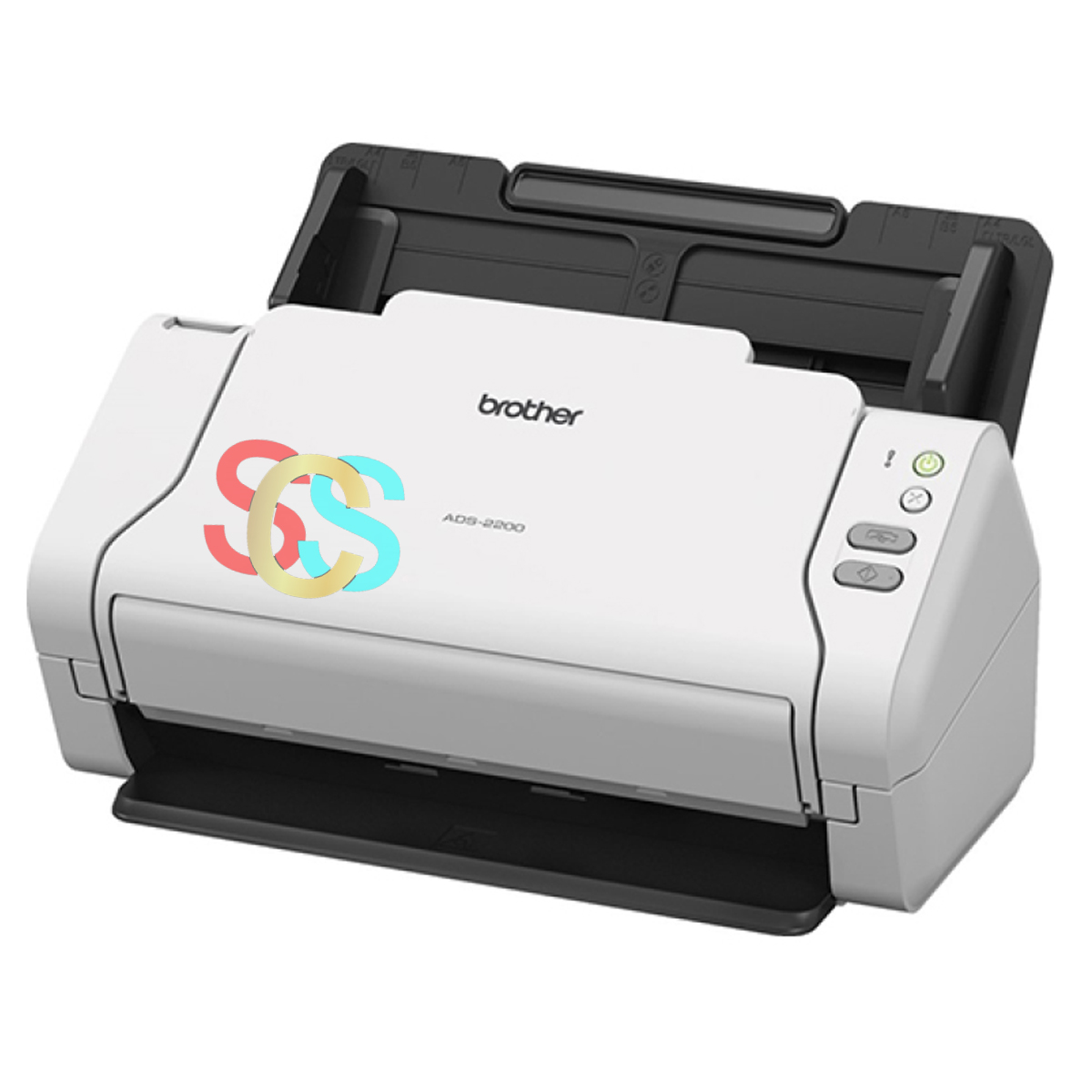Brother ADS-2200 Sheetfed Scanner ADF, Duplex