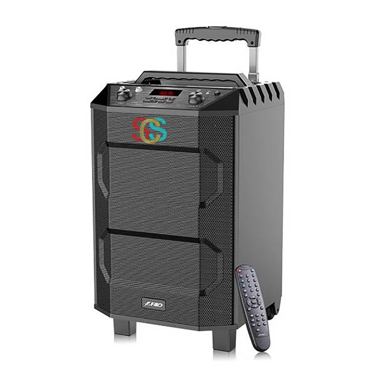 F&D T5 Bluetooth Trolley Speaker with Microphone