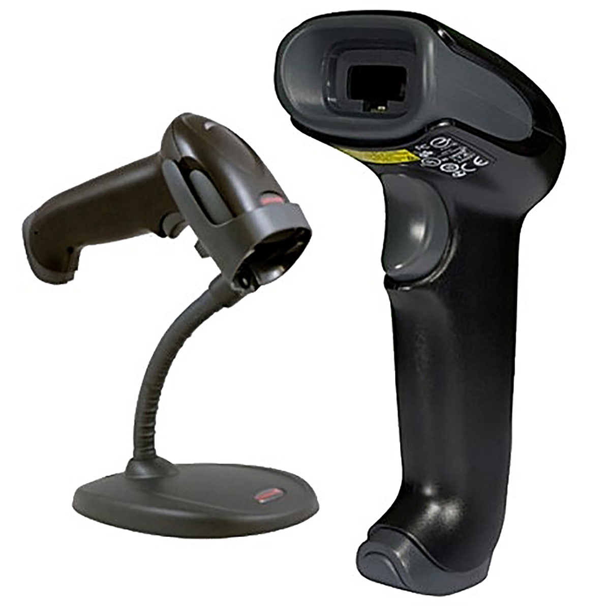 Honeywell Voyager 1250G Barcode Scanner with Stand