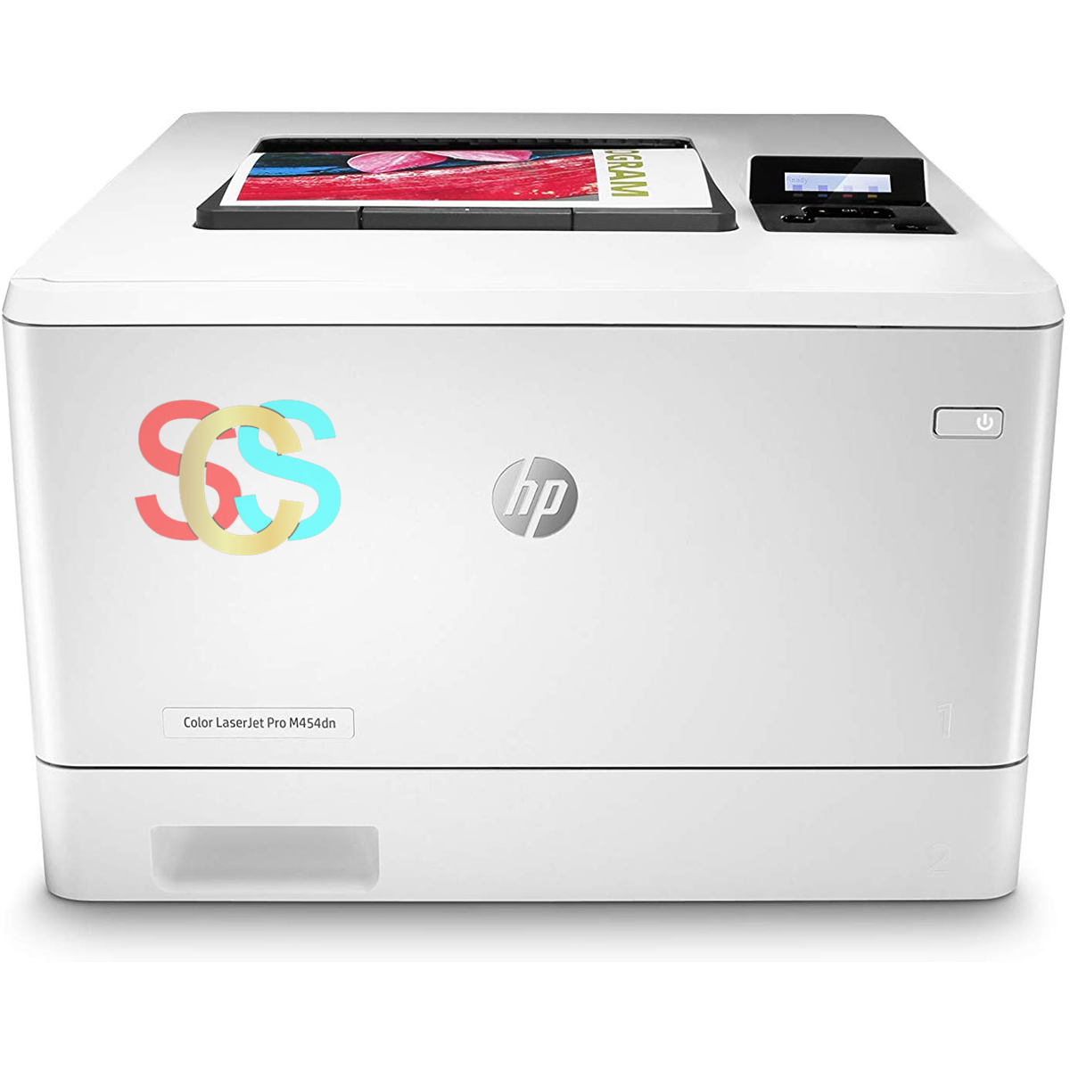 HP Pro M454nw Single Function Color Laser Printer