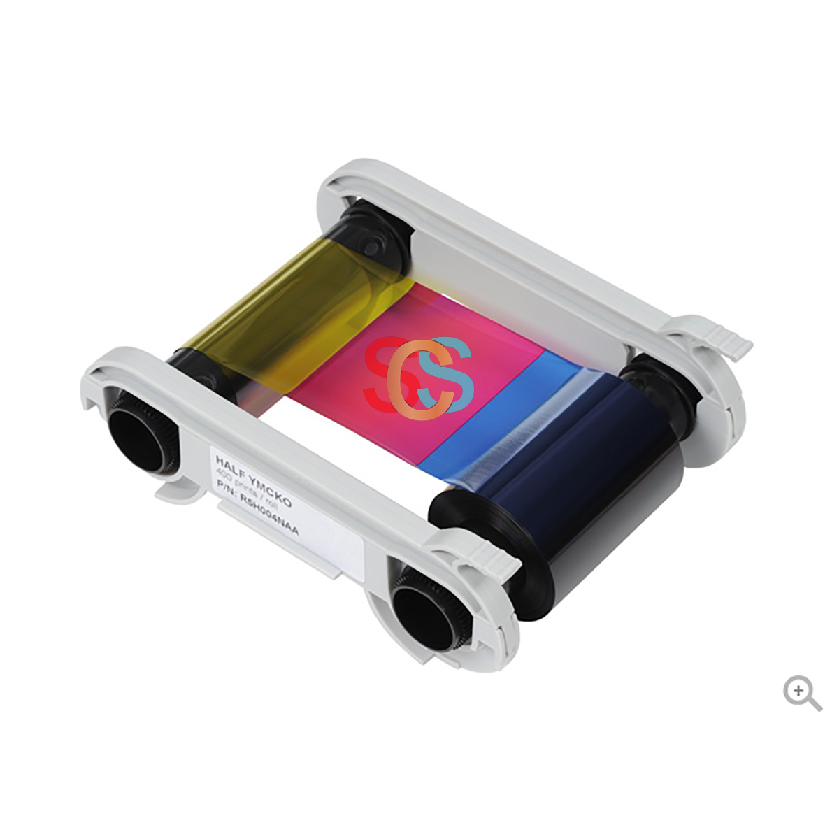Evolis Color Ribbon without Card