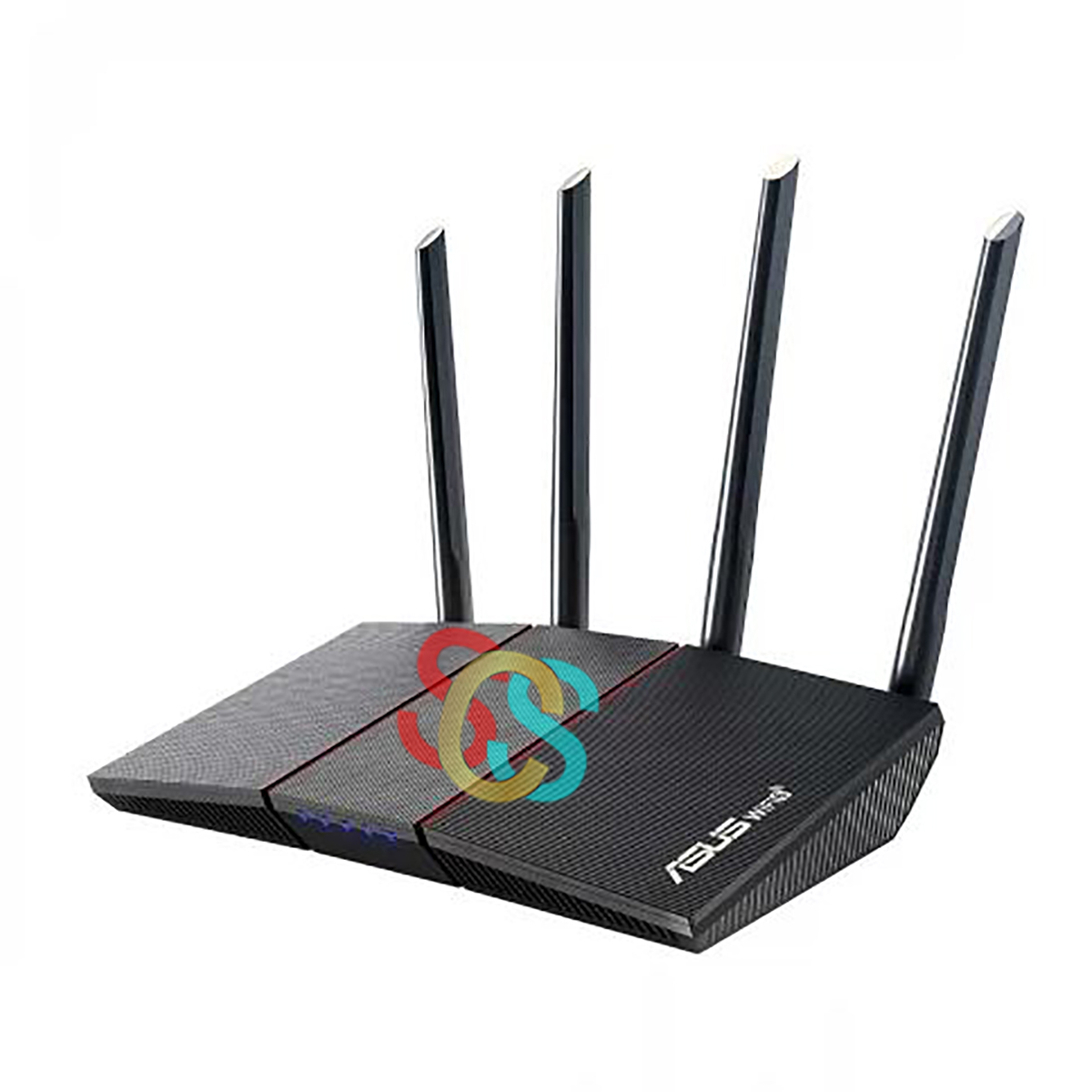 Asus RT-AX55 AX1800 Mbps Gigabit Dual-Band Wi-Fi 6 Router