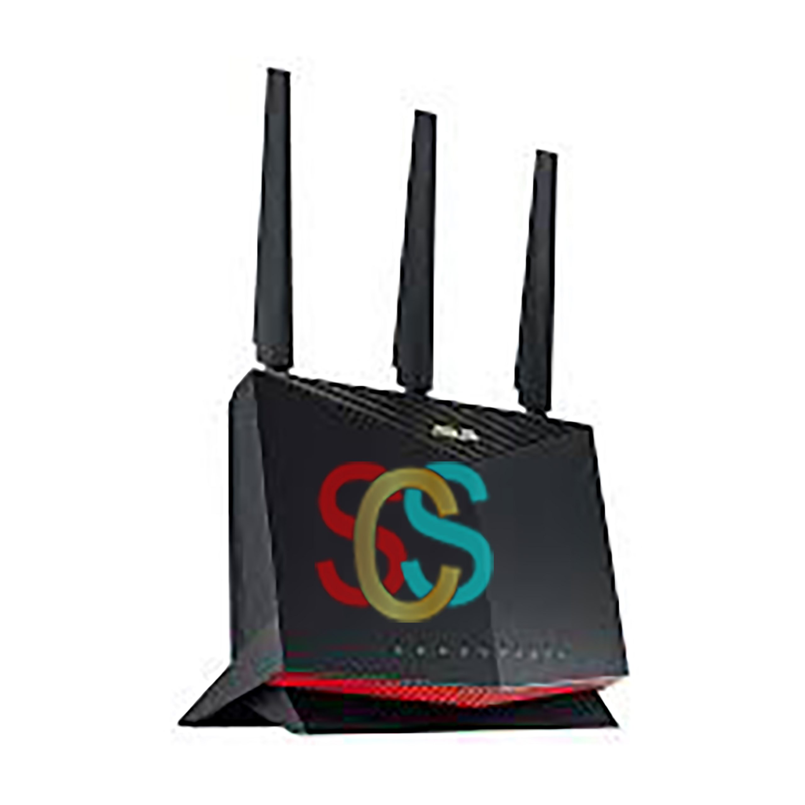 Asus RT-AX86U AX5700 Mbps Gigabit Dual-Band Wi-Fi 6 Router