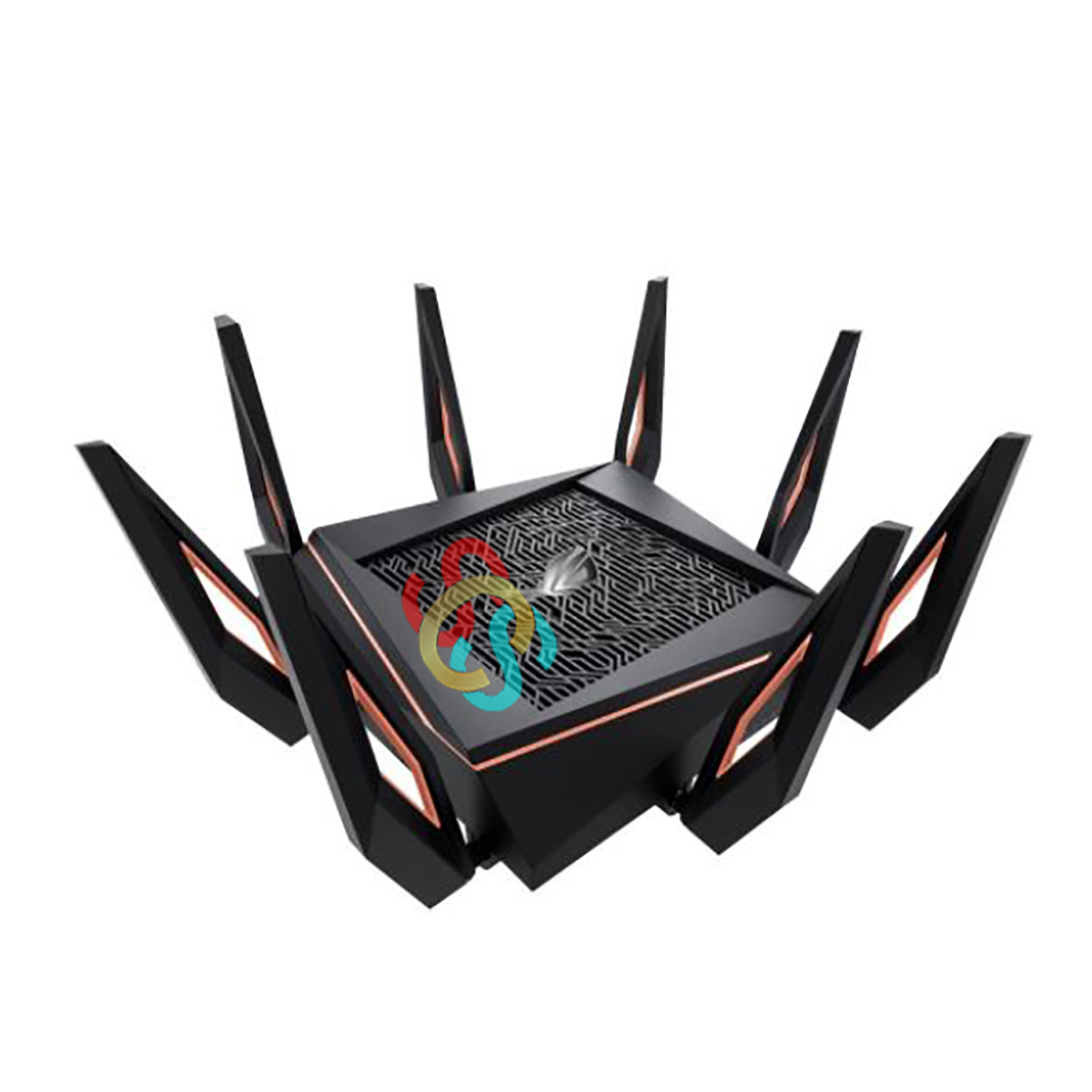 Asus GT-AX11000 AX11000 Mbps 3G/4G & Gigabit Tri-Band Wi-Fi Router
