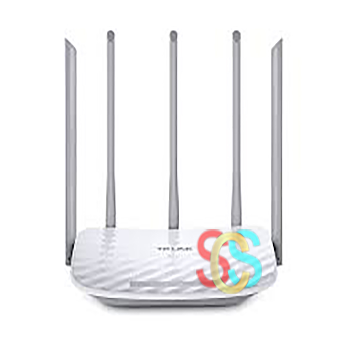 TP-Link Archer C60 AC1350 Mbps Ethernet Dual-Band Wi-Fi Router