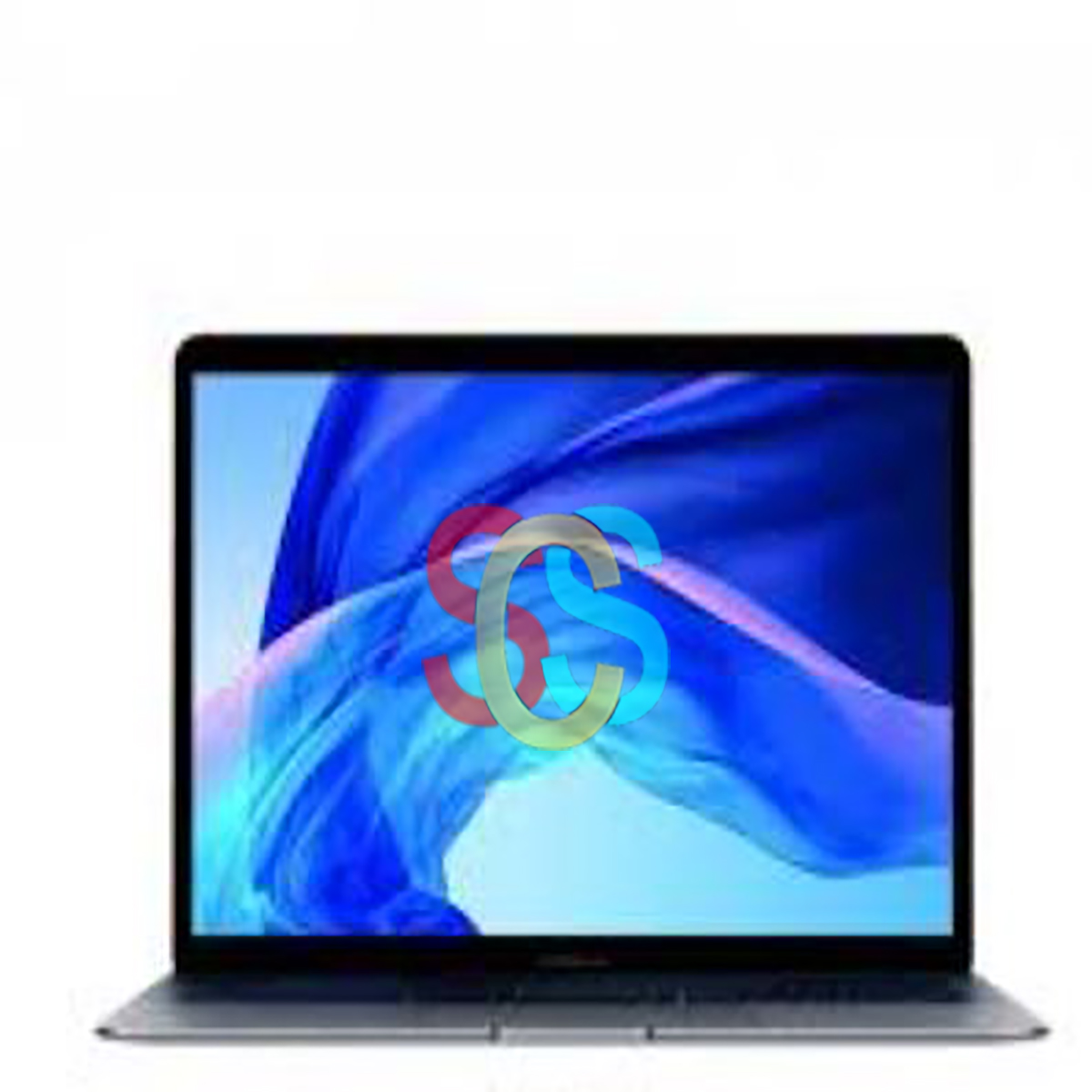 Apple MacBook Air (2020) Intel Core i3 (1.10GHz-3.20GHz, 8GB, 256GB SSD) 13.3 Inch Retina Display, Touch ID, Space Gray MacBook