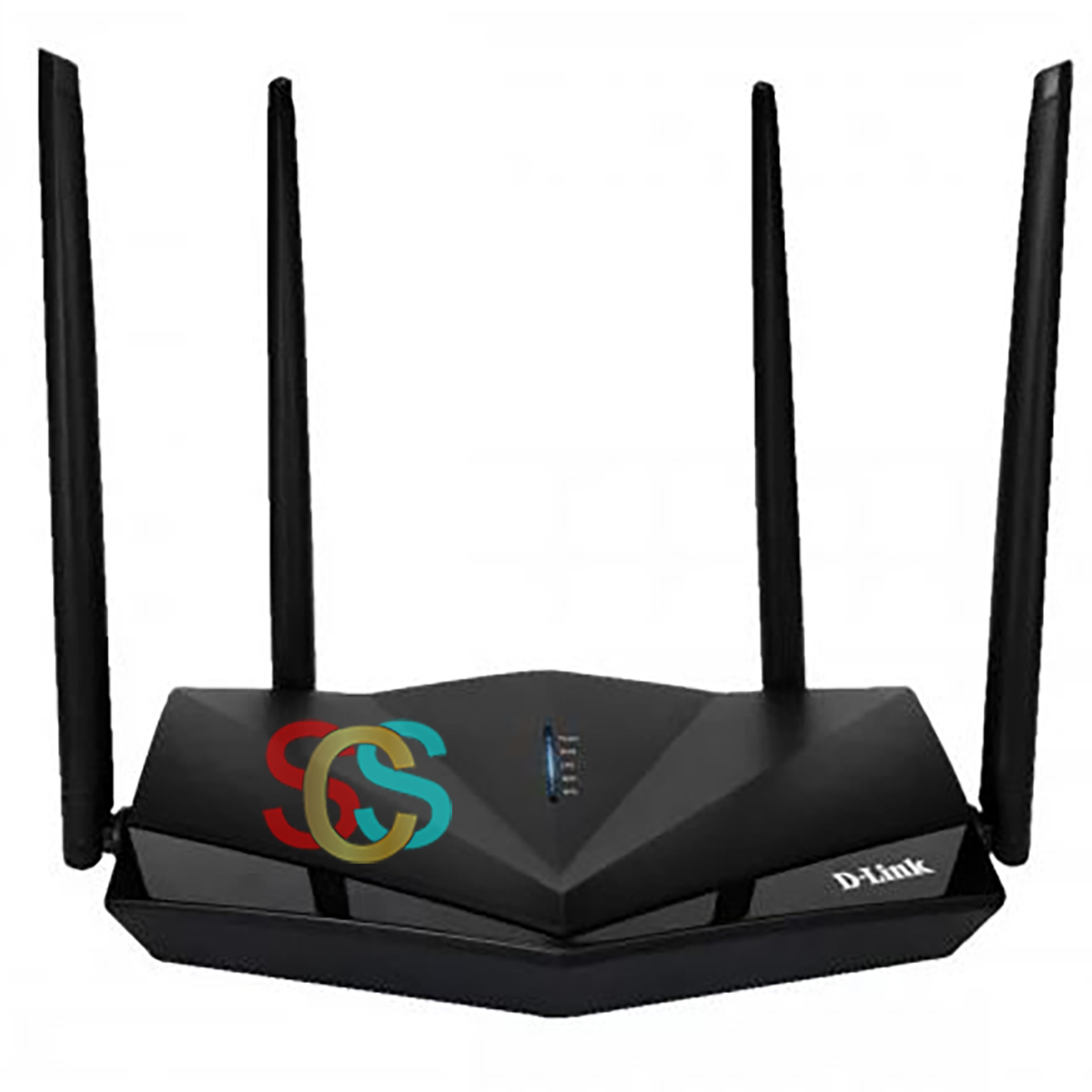 D-Link DIR-650IN N300 Mbps Ethernet Single-Band Wi-Fi Router