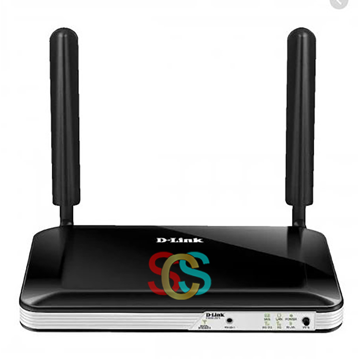 D-Link DWR-921 300 Mbps 3G/4G & Ethernet Single-Band Wi-Fi Router