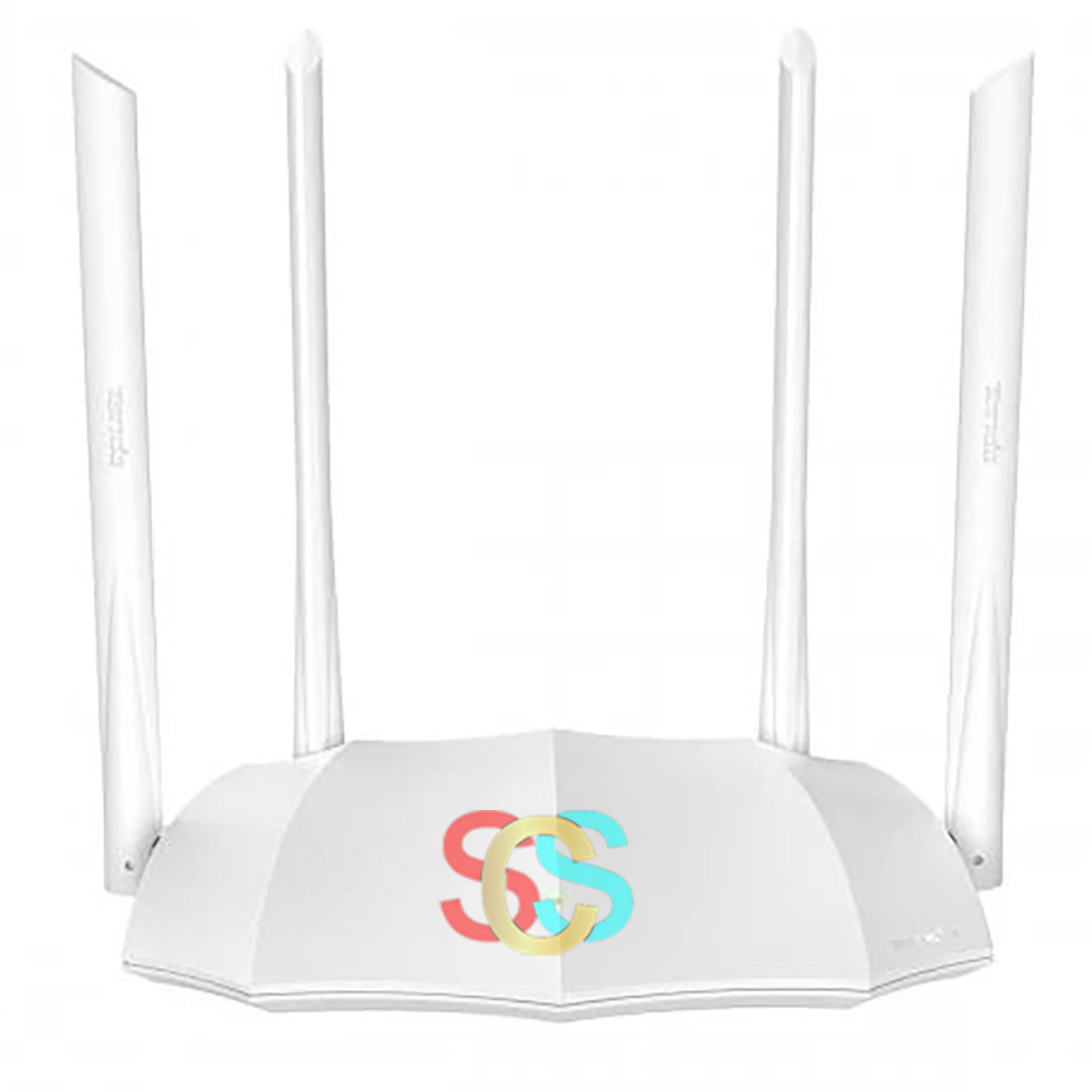 Tenda AC5 AC1200 Mbps Ethernet Dual-Band Wi-Fi Router