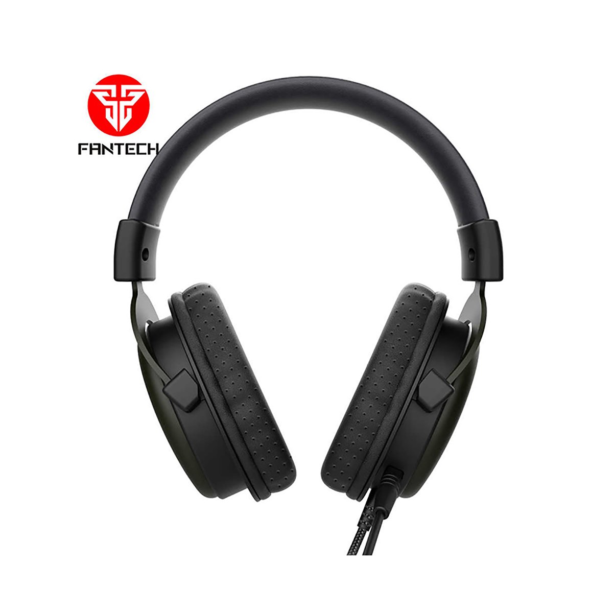 Fantech MH83 Wired Black Gaming Headphone