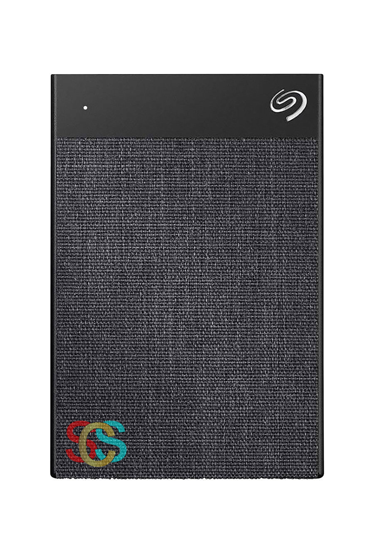 Seagate Backup Plus Ultra Touch 2TB USB Type-C Black External HDD