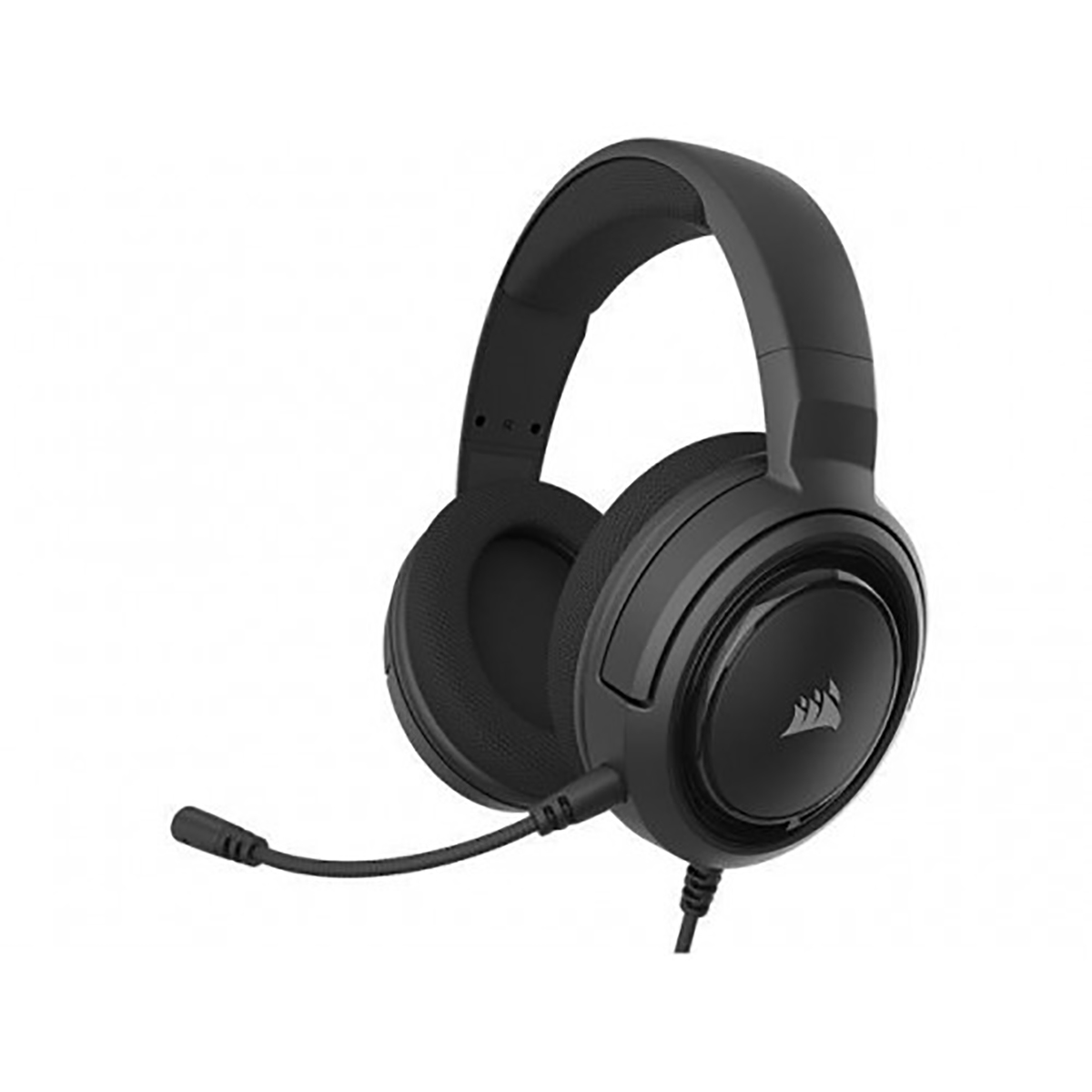 Corsair HS35 Wired Black Stereo Gaming Headset-Carbon (AP) #CA-9