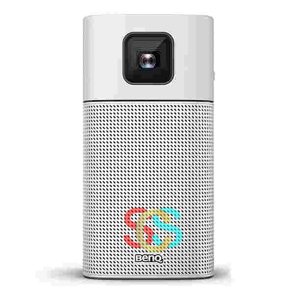Benq GV1 with Wi-Fi and Bluetooth Speaker Portable Projector