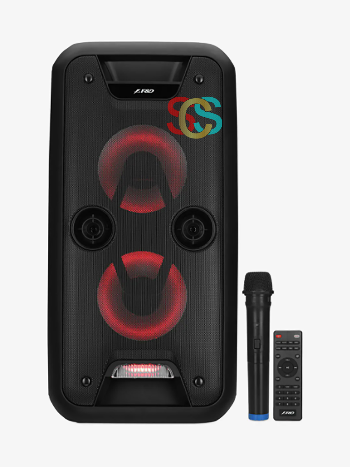 F&D PA926 Bluetooth Trolley Speaker with Microphone