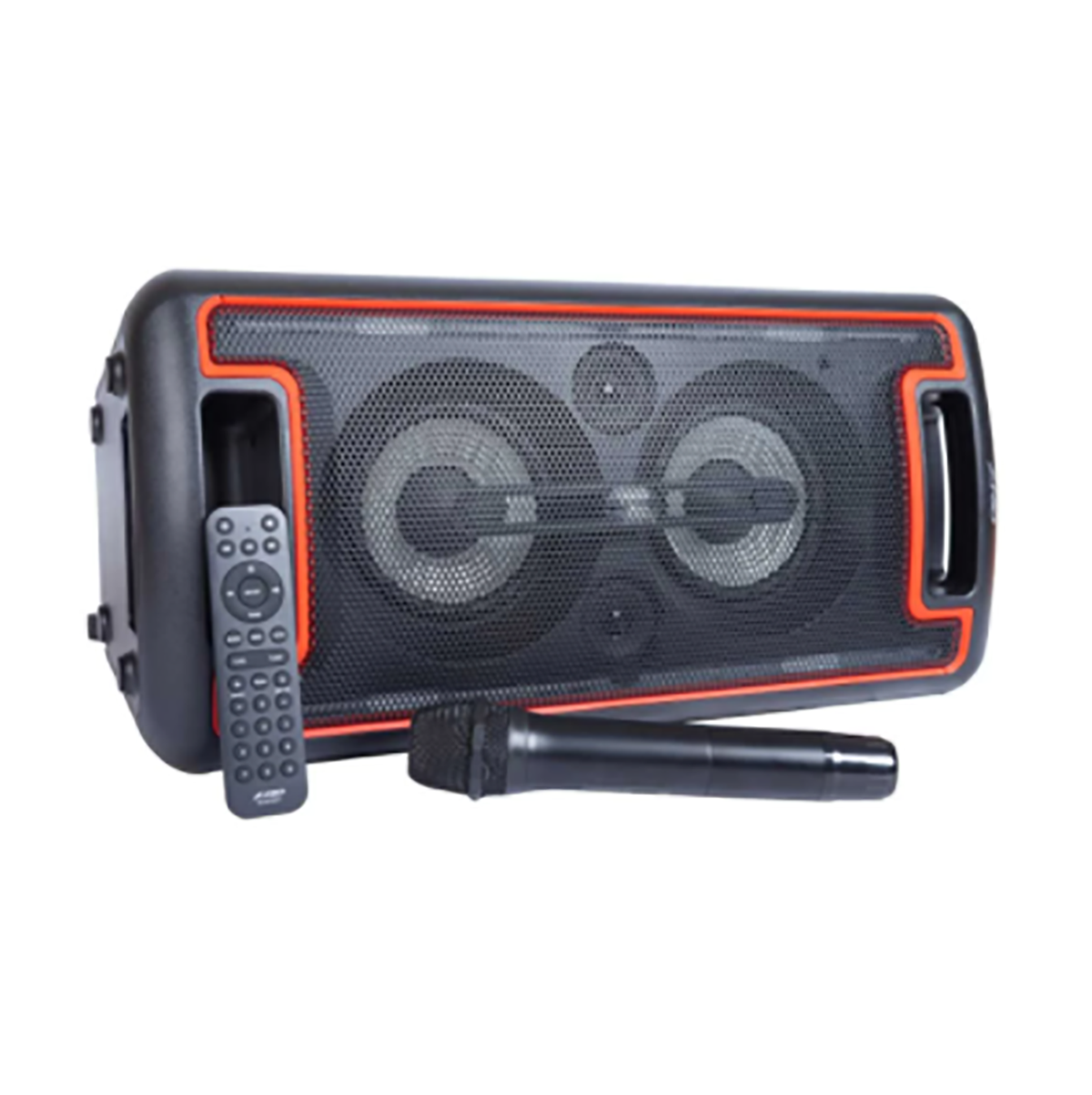 F&D PA938 Bluetooth Trolley Speaker with Microphone