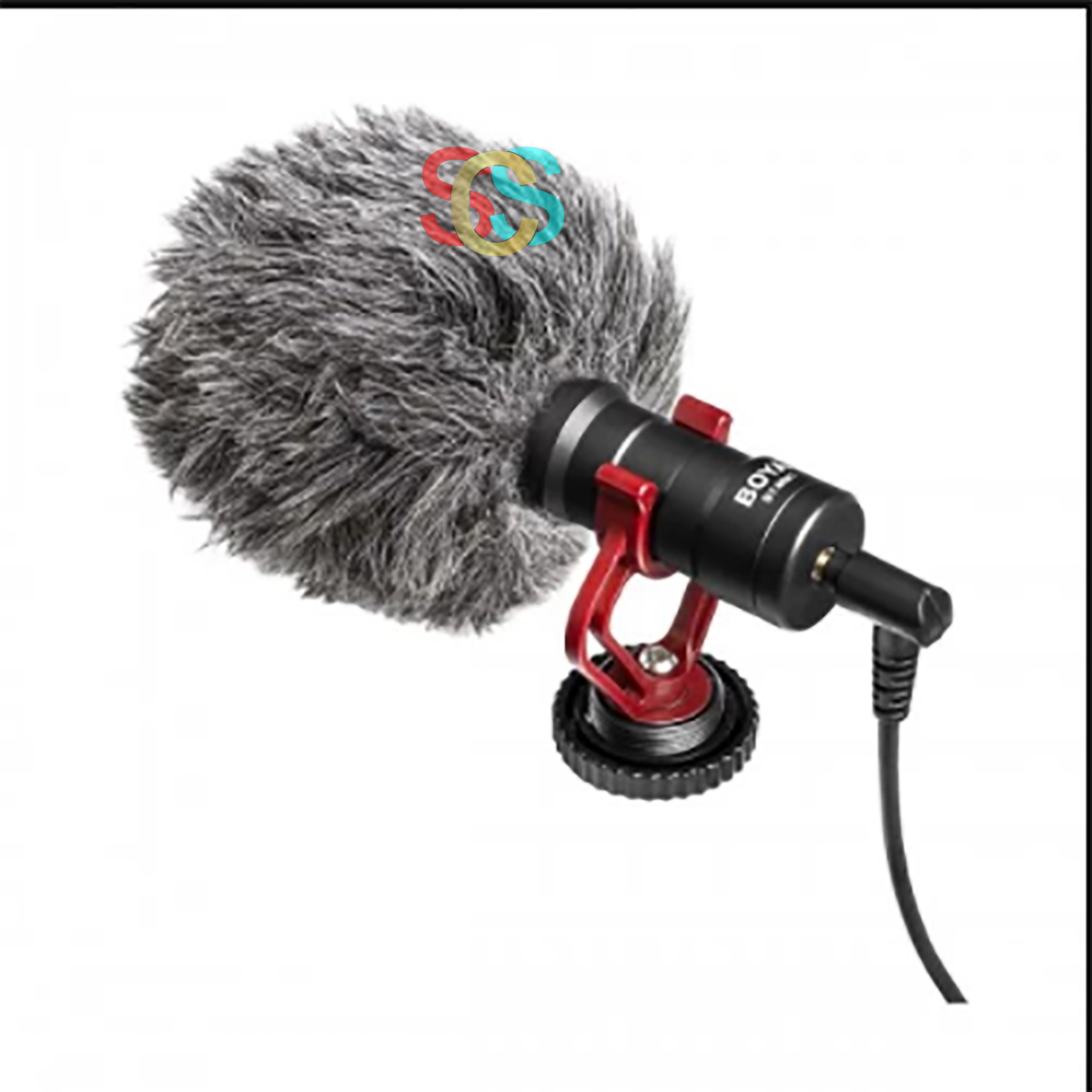Boya BY-MM1 Compact On-Camera Microphone