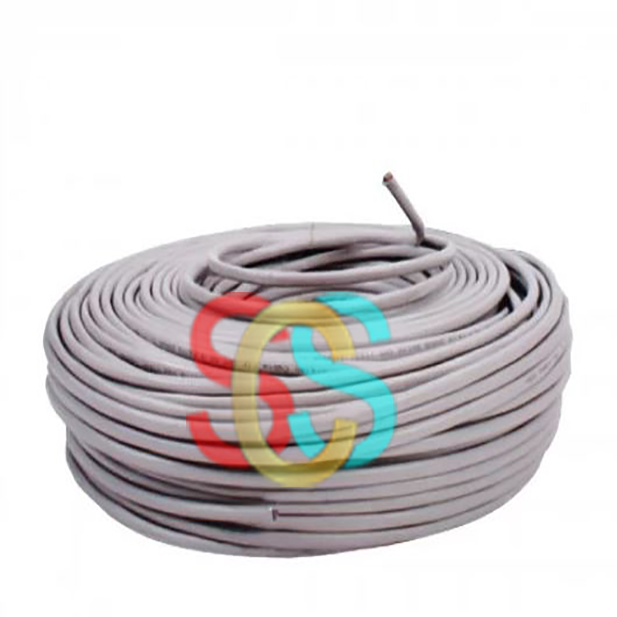 Micronet Cat-6, 305 Meter, Grey Network Cable