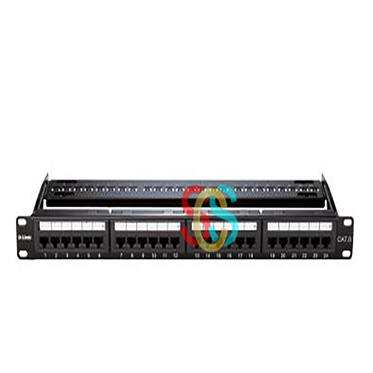 D-link Patch Panel 24 Port without Modular