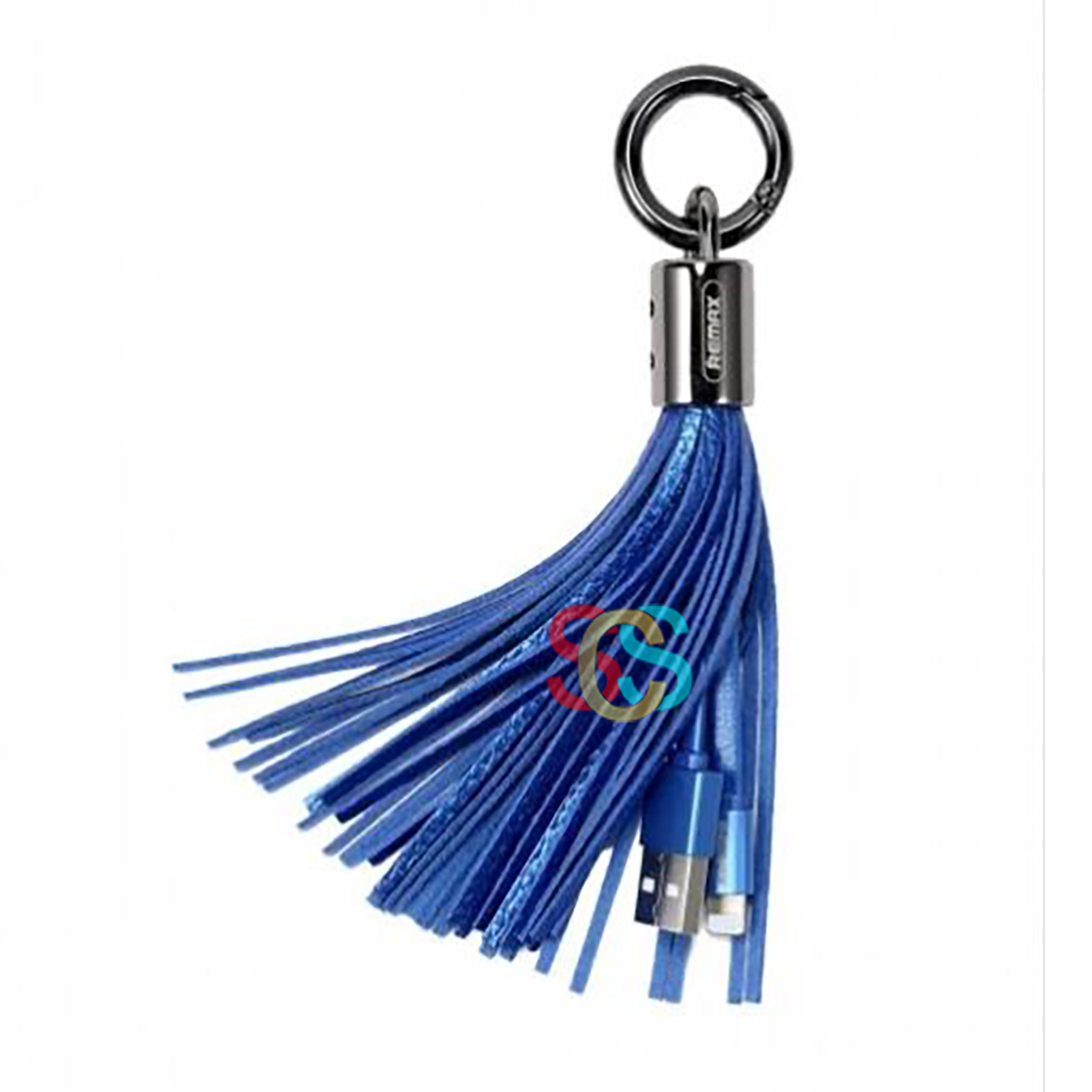 USB Male to Lightning, Data Cable(1 Meter, Blue )