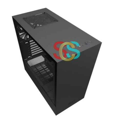 NZXT H710 Mid Tower Black Gaming Casing