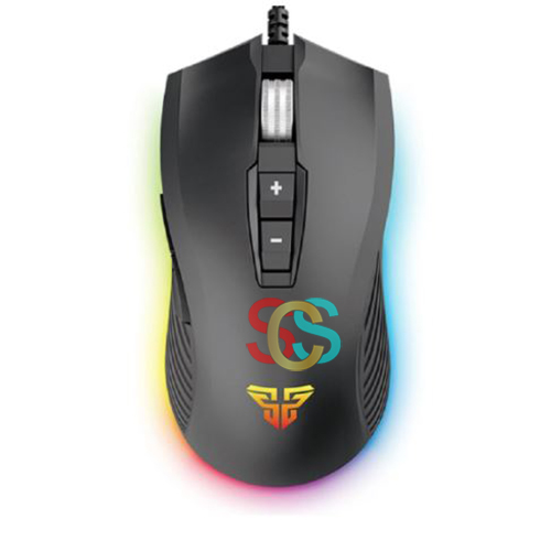 Fantech X17 Wired Black Gaming Mouse