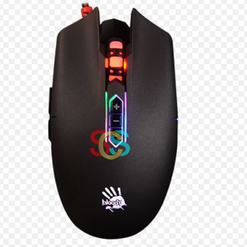 A4 Tech Bloody Q80 Neon X Glide Gaming Mouse