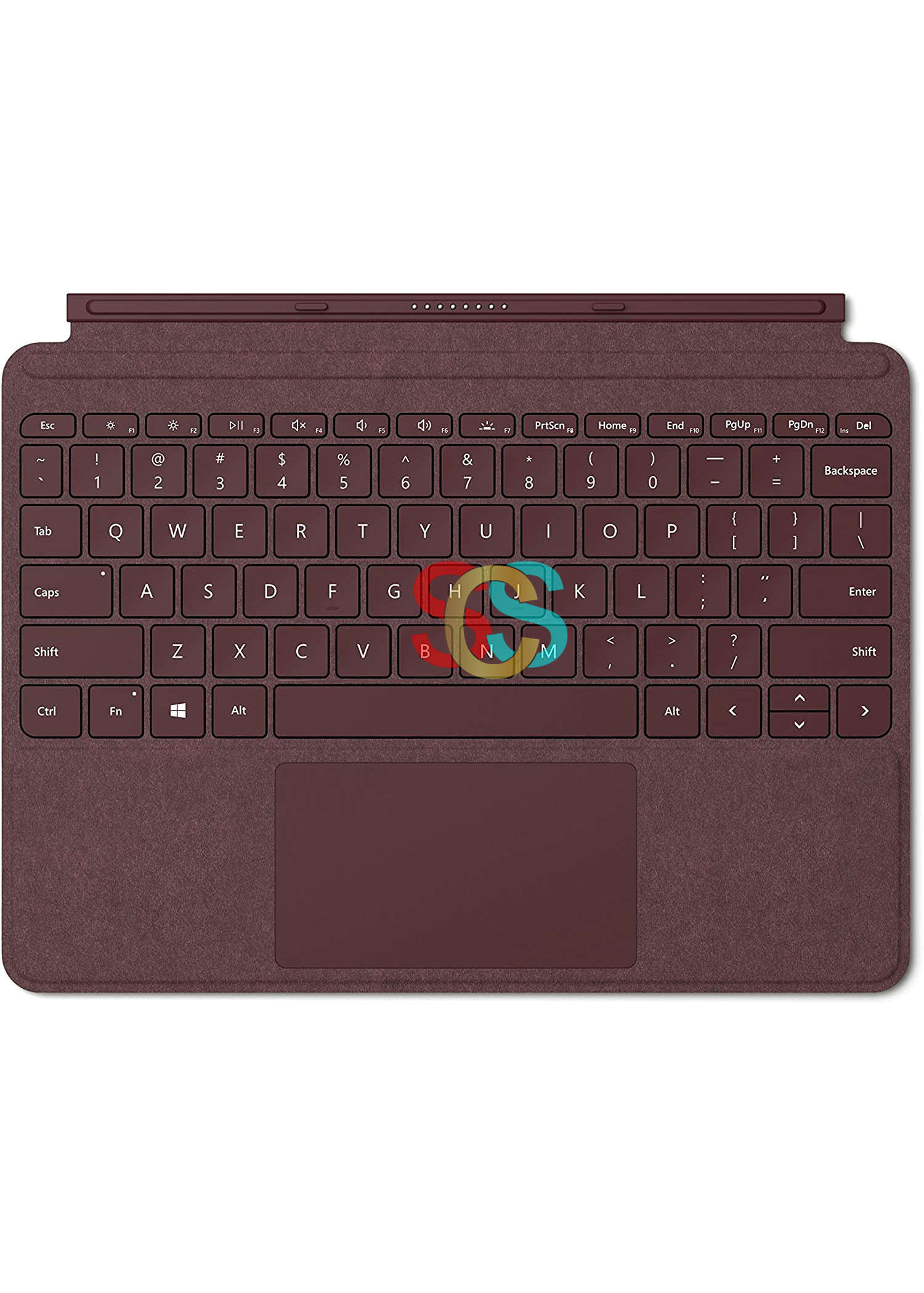 Microsoft Keyboard:-Buy Microsoft Surface Go Burgundy Signature Type Cover best Price in bd at samanta Computer.Model – Microsoft Surface Go,Color – Burgundy