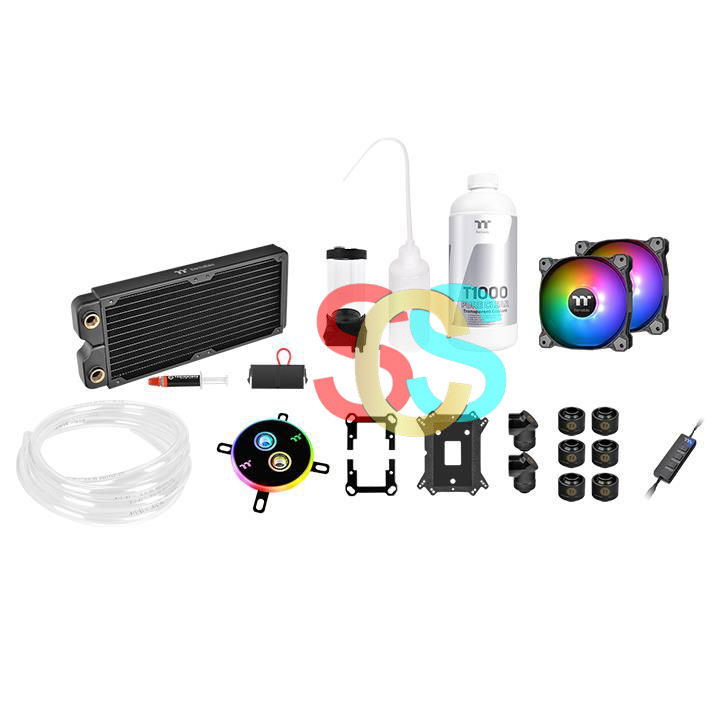 thermaltake-pacific-cl360-tube-water-cooling-kit