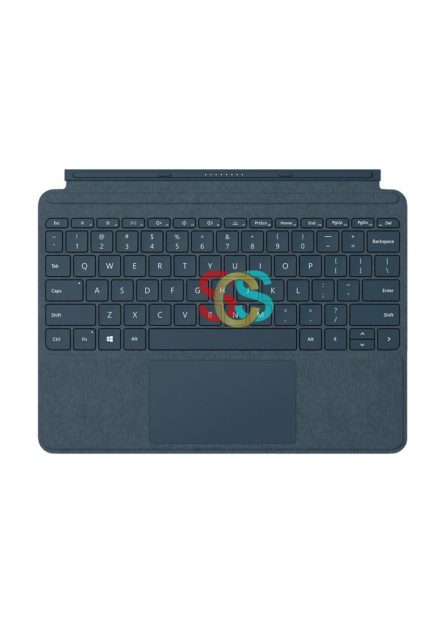 Microsoft Keyboard:-Buy Microsoft Surface Go Cobalt Blue Signature Type Cover lowest Price in bd at samanta computer.Model–Microsoft Surface Go,Color–Cobalt Blu